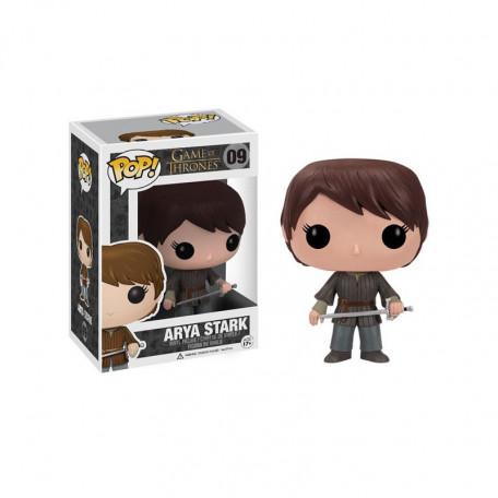 09 Arya Stark