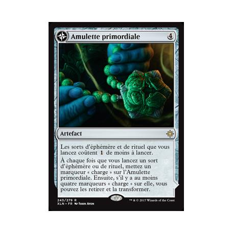 Amulette primordiale // Source primordiale