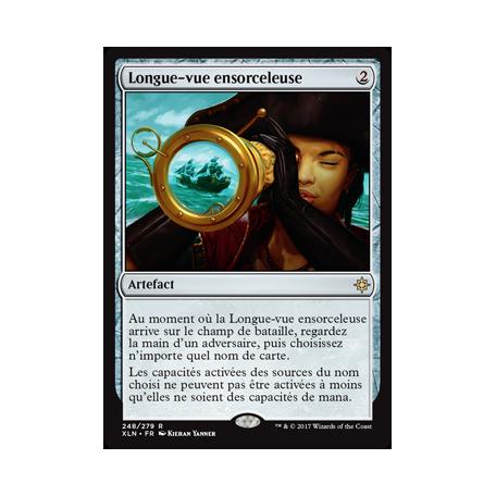 Longue-vue ensorceleuse / Sorcerous Spyglass