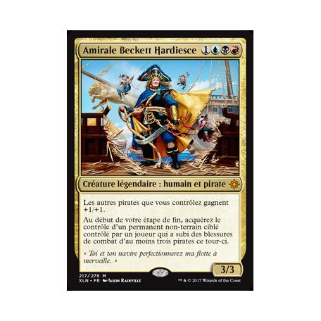 Amirale Beckett Hardiesce / Admiral Beckett Brass