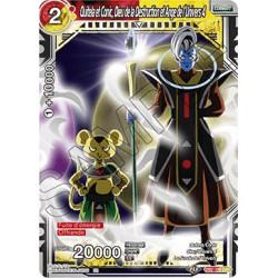DB2-170 Quitela et Conic, Dieu de la Destruction et Ange de l'Univers 4