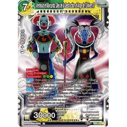 DB2-177 Vermoud et Marcarita, Dieu de la Destruction et Ange de l'Univers 11