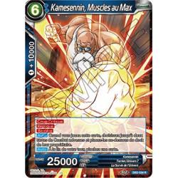 DB2-034 Kamesennin, Muscles au Max