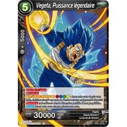 DB2-133 Vegeta, Puissance légendaire