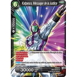 DB2-146 Katpesra, Messager de la Justice
