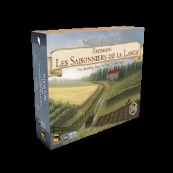 Viticulture - Extension Les Saisonniers de la Lande