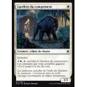 Gardien du campement / Encampment Keeper - Foil