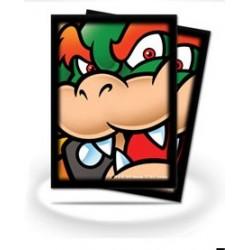 Protège-cartes Super Mario : Bowser X65