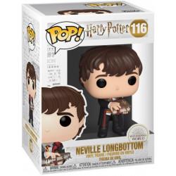 116 Neville Longbottom With Monster Book