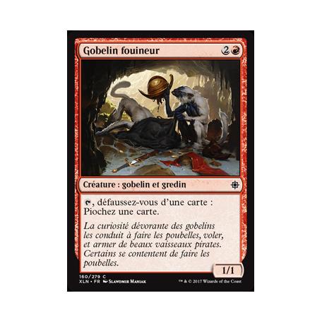 Gobelin fouineur / Rummaging Goblin