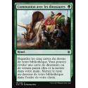 Communion avec les dinosaures / Commune with Dinosaurs - Foil