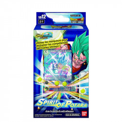 Dragon Ball Super Card Game - Starter Deck 12 - Spirit of Potara