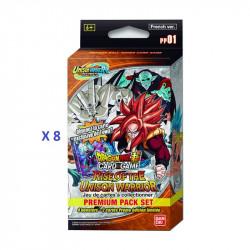 Dragon Ball Super Card Game - X8 Premium Pack Set 01
