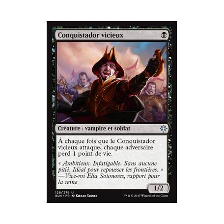 Conquistador vicieux / Vicious Conquistador
