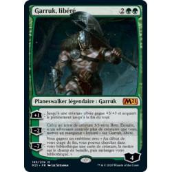 Garruk, libéré