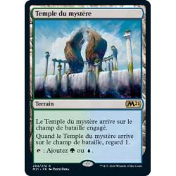 Temple du mystère