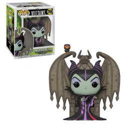 784 Maleficent On Throne