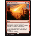 Étoile de l'extinction / Star of Extinction - Foil