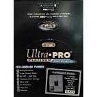 100 Feuilles pour Classeur - 9 cases Hologram Page - Platinum Series