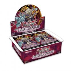Yu-Gi-Oh! - Boîte 36 Boosters Duellistes Légendaires : Rage de Râ
