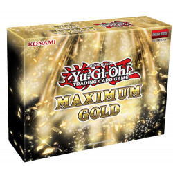 Yu-Gi-Oh! - Coffret Gold Maximum