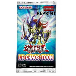 Yu-Gi-Oh! Booster Le Chaos Toon