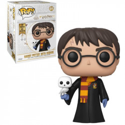 01 Harry Potter & Hedwig-  Super sized 45cm