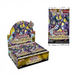 Yu-Gi-Oh! - Boîte 24 Boosters Rage Fantôme