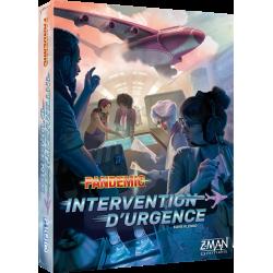 Pandémic - Intervention d'Urgence