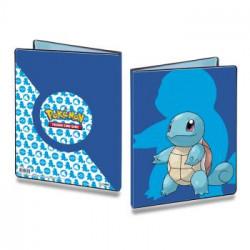 Portfolio A4  9 cases  - Pokémon Carapuce