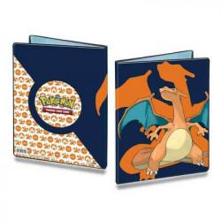 Portfolio A4  9 cases  - Pokémon Dracaufeu