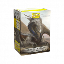 Protège-cartes Dragon Shield Art : Sphinx Dragon x100