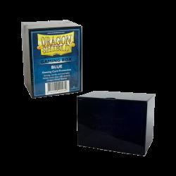Dragon Shield - Boite de Rangement - Gaming Box - Bleu