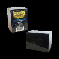 Dragon Shield - Boite de Rangement - Gaming Box - Noir