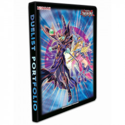 Portfolio A4 9 cases - Yu-Gi-oH! JCC - The Dark Magicians