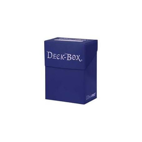 Deck Box Ultra Pro - Bleu