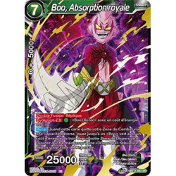 BT11-083 Boo, Absorption royale