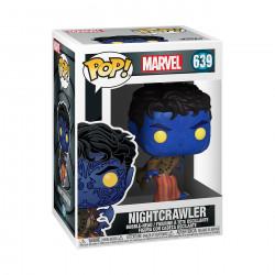 639 Nightcrawler  - X-Men 20th Anniversary