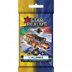 Star Realms - Deck de Commandement - L'Alliance