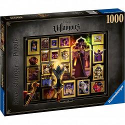 Puzzle 1000 pièces -  Villainous - Jafar