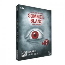 50 Clues : Sommeil Blanc
