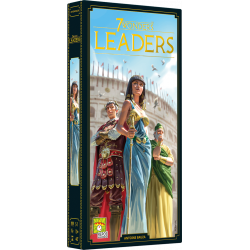 7 Wonders  Leaders - Nouvelle Édition