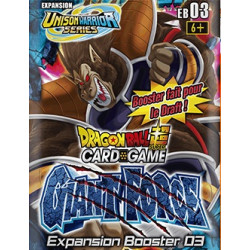 DB3 : Expansion Booster 3 -  Set Communes