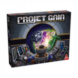 Terra Mystica - Projet Gaia