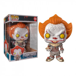 786 Pennywise With Boat - Super sized 25cm