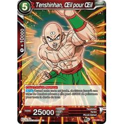 DB3-006 Tenshinhan, Œil pour Œil