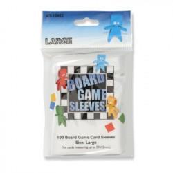 59mnx92mn - Protèges cartes  X50 - Standard European Board Game Sleeves