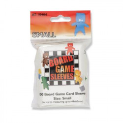 44mm x 68mm - Protèges cartes  X100 Board Game Sleeves