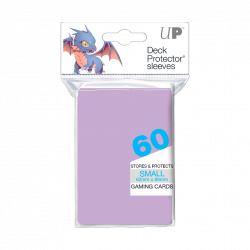 Protèges cartes x60 - Yu-Gi-Oh - Ultra Pro Lilas