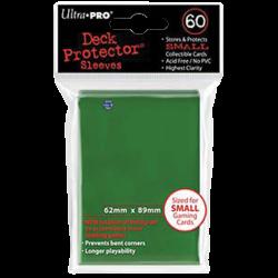 Protèges cartes x60 - Yu-Gi-Oh - Ultra Pro Vert